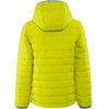 Columbia Powder Lite Jacket Children yellow